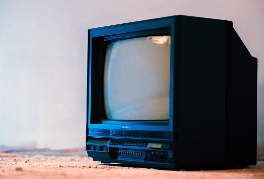 CRT Cathode Ray Tube outdated technology.
