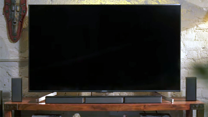 Sony HT-RT3 Real 5.1ch Dolby Audio Soundbar Home Theatre
