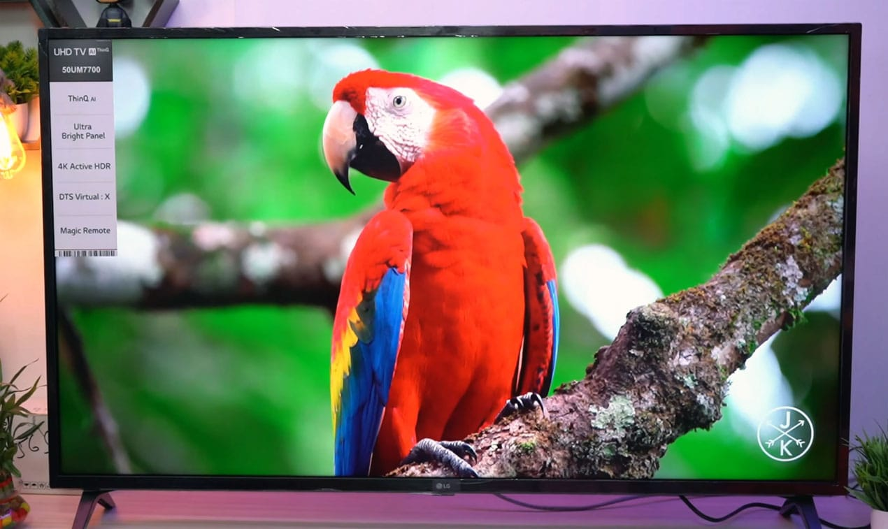 LG 43 inches 43UP7500PTZ 4K TV 2021