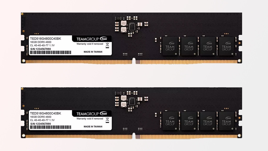 teamgroup DDR5 ram